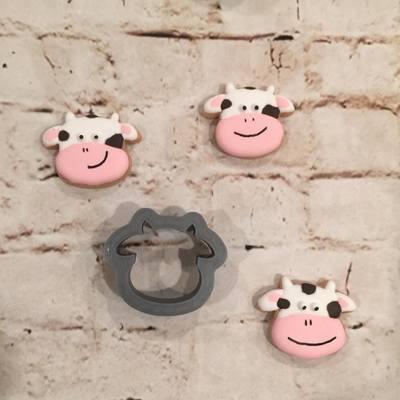 Mini Cow 04