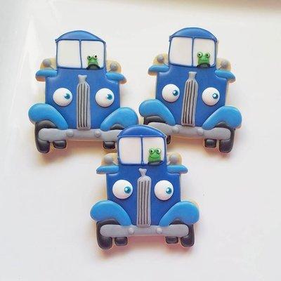 Little Blue Truck (truck 08)
