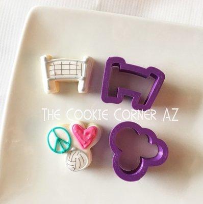 Mini JL Peace Heart V-Ball (peace_heart_v-ball cutter only)