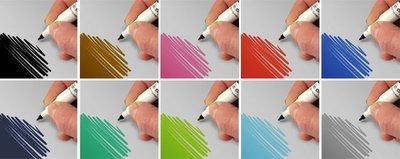 Rainbow Dust Double Sided Pen