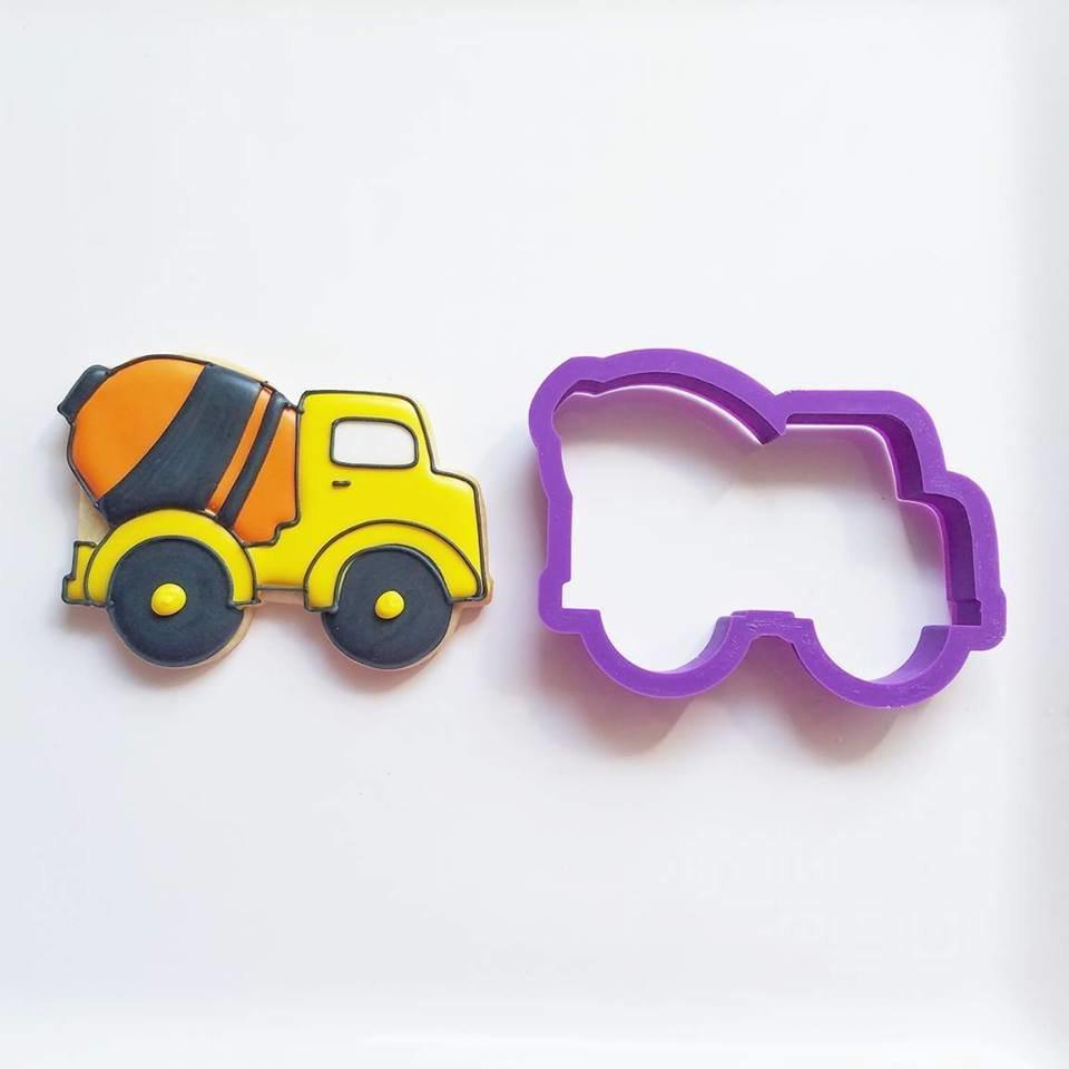 Cement Truck 03