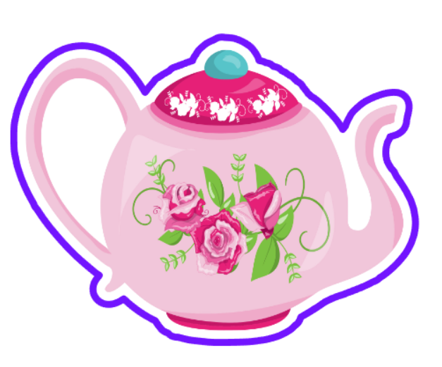 Tea Time Pot 01