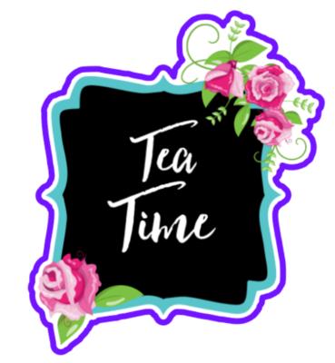 Tea Time Sign 01