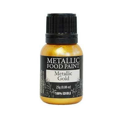 Rainbow Dust Metallic Gold