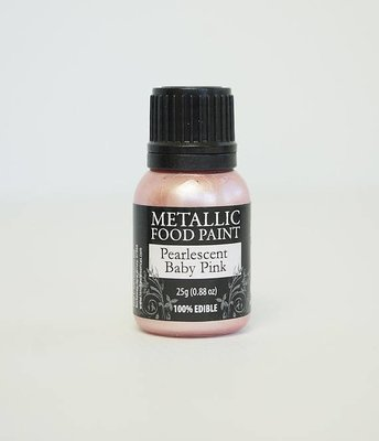 Rainbow Dust Pearlescent Baby Pink