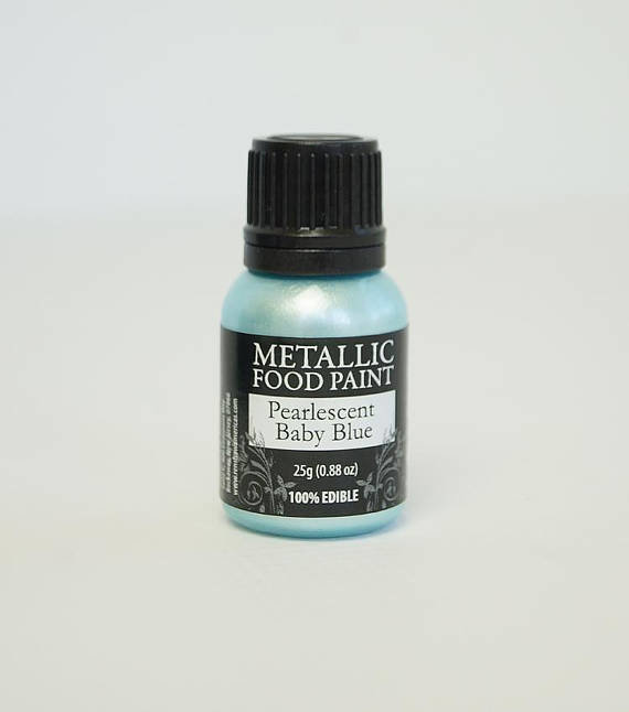 Rainbow Dust Pearlescent Baby Blue