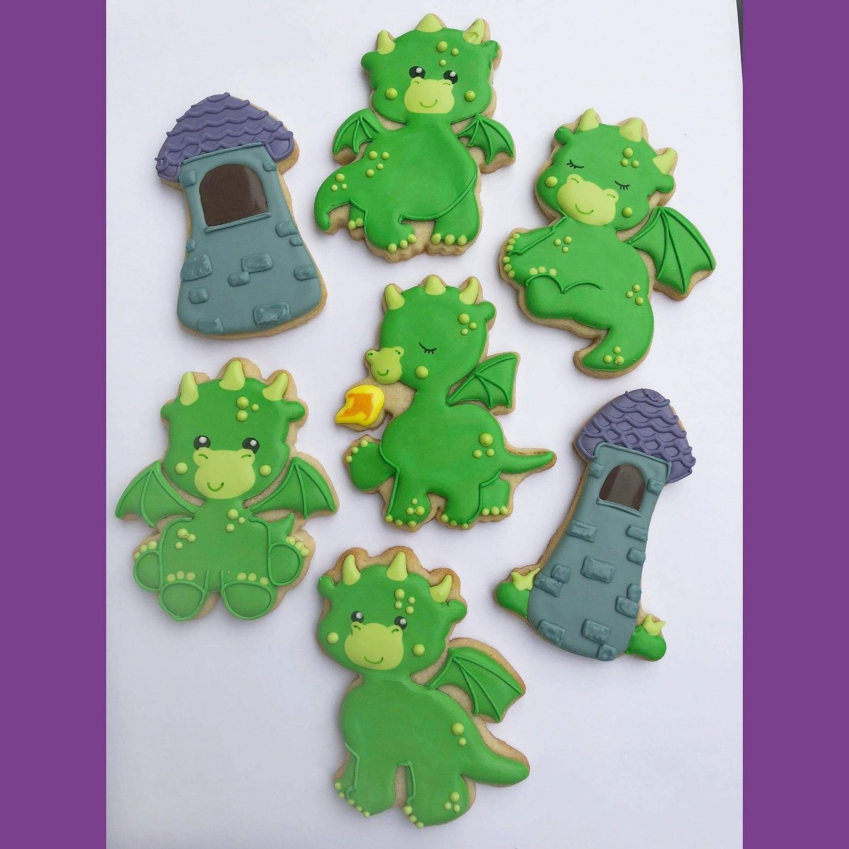 Dragon Set (7 cutters)