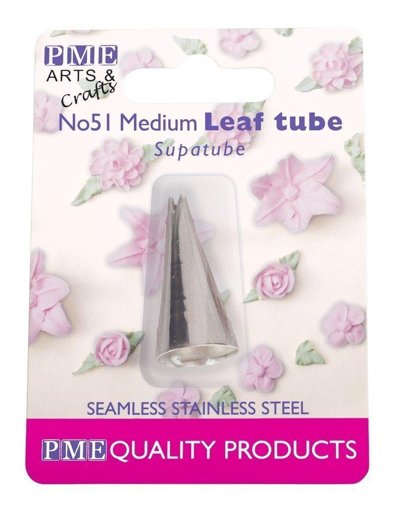 PME Tip 51 Medium Leaf Tube