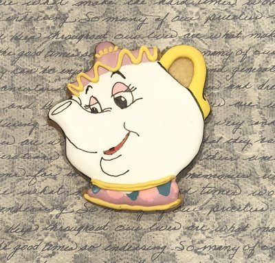 Beauty and the Beast-Teapot 01