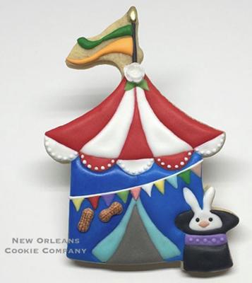 Circus Tent 04