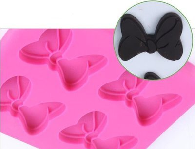 Mouse Bow Silicone Mold