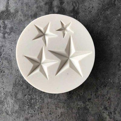 Stars  Silicone Mold