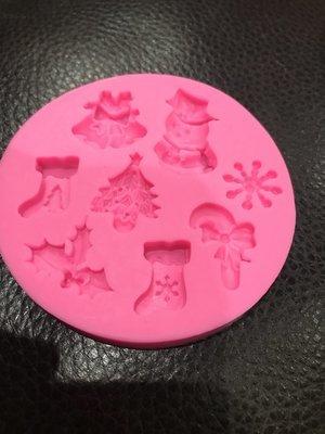 Christmas Silicone Mold