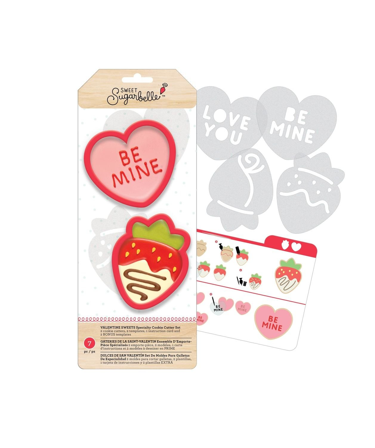 Sweet Sugarbelle Valentine Sweets Set