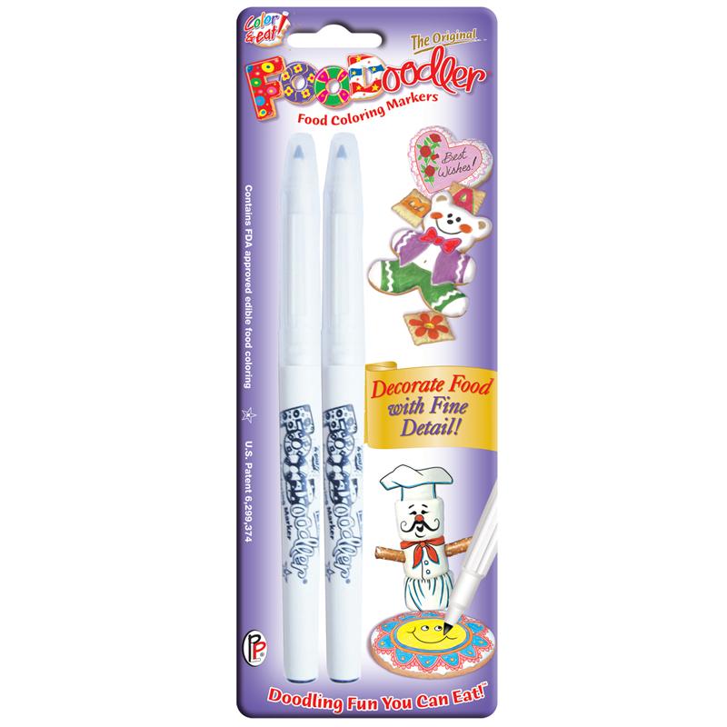 FooDoodler 2 Fine Line Pen Pack