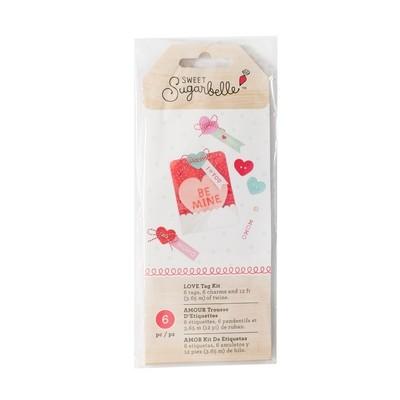 Sweet Sugarbelle LOVE Tag Kit Set