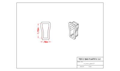 Mini Beer Glass 07