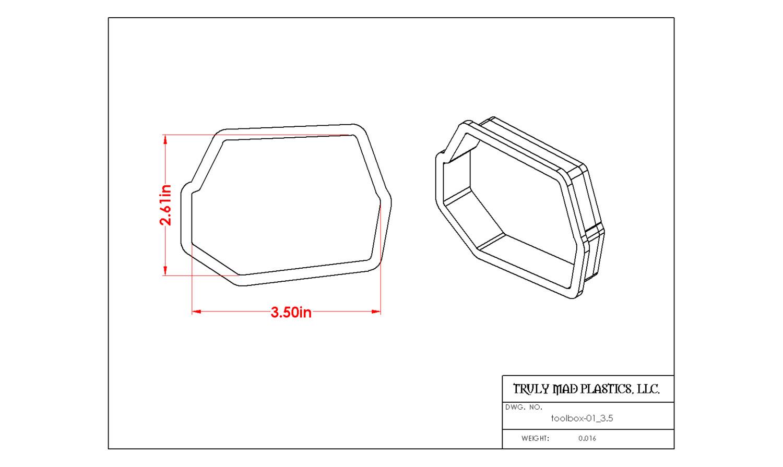 "Tool Box 01 3.5"""