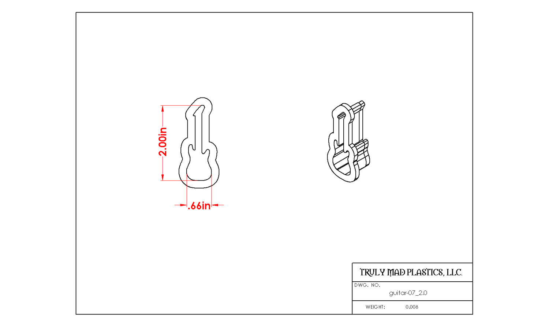 """Guitar 07 2.0"""""""