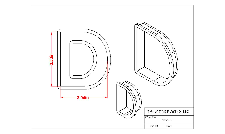 """Helvetica D 3.5"""""""