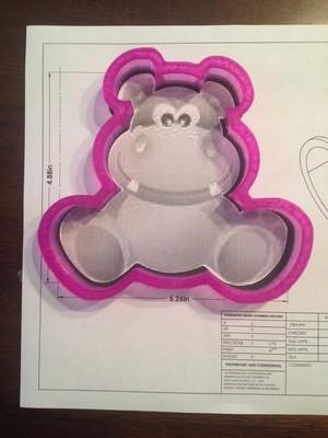 Smiling Hippo 01
