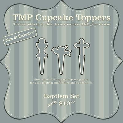 CT Baptism Set (Chalice, Cross and Dove)