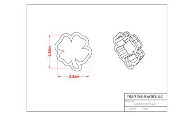 4 Leaf Clover 01 (2.5