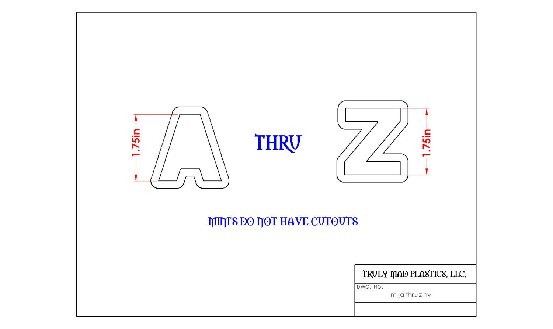 Complete Mini Helvetica Set