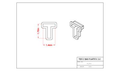 Mini T Helvetica