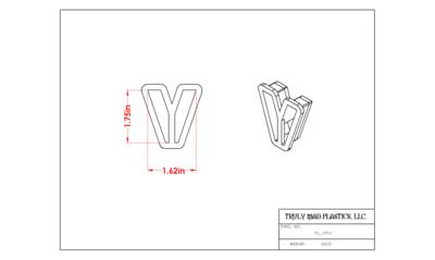 Mini V Helvetica