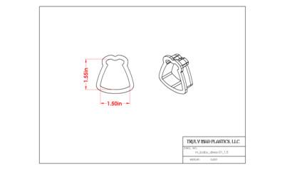 Mini Baby Dress 01 (1.5