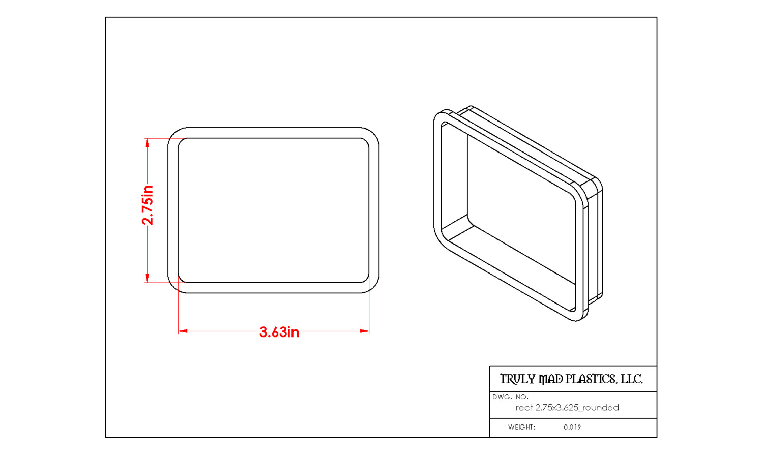 "Rectangle 2.75"" x 3.625"" (rounded corners)"