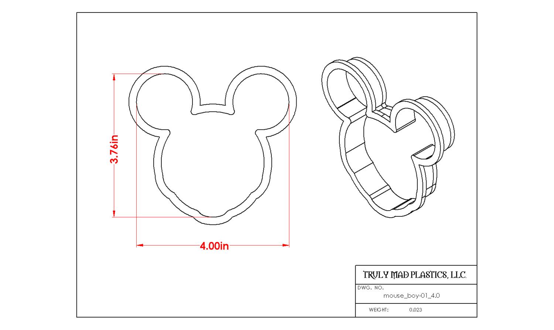 "Mouse Boy 01 (4.0"")"