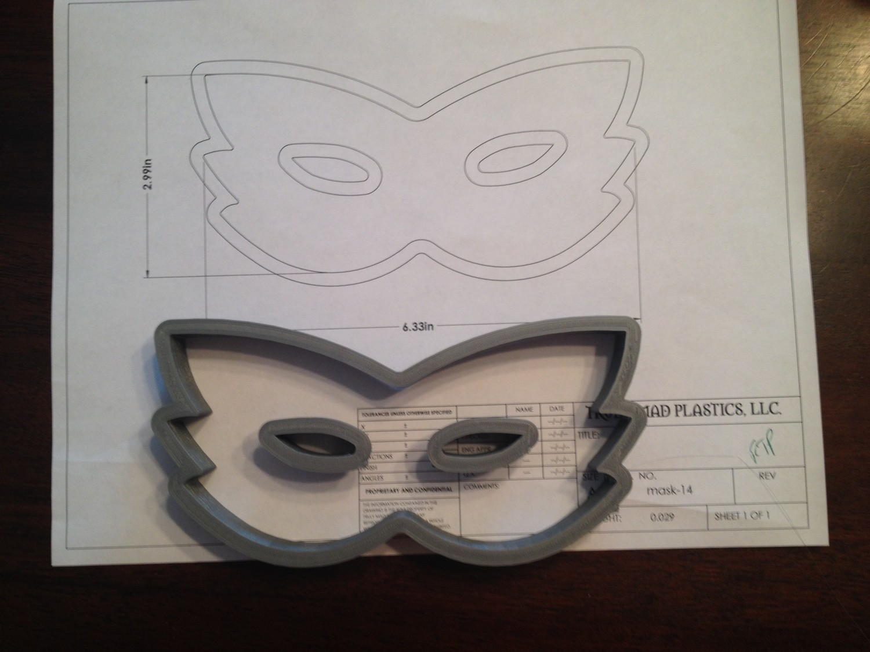 "Mask 14 (6.3"")"
