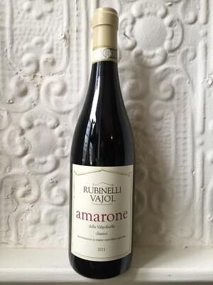 Amarone della Valpolicella Classico, Rubinelli Vajol 2011 (Veneto)