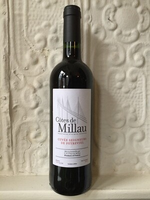 Côtes de Millau, Seigneurs de Peyreviel 2018 (Millau)