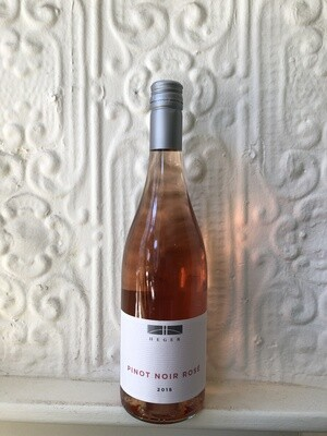 Pinot Noir Rose, Weinhaus Heger '18 (Germany)