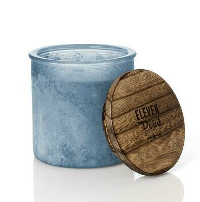 Eleven Point Candle-River Rock Denim-Up a Creek