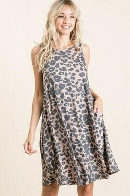 Just Be Free Dress