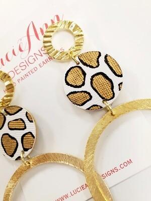 Circle- Leopard