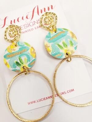 Circle- Pineapple