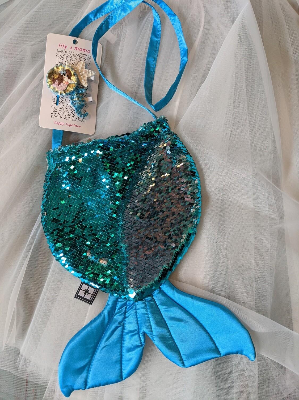 Sequin Mermaid Bag 7604810