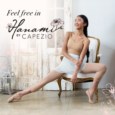 Child Hanami Leather Ballet 2038WC