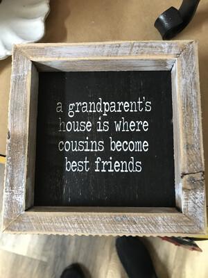 Cousins Friends
