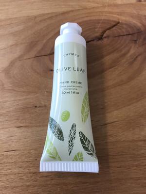 Olive Leaf Petite Hand Cream