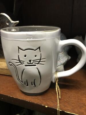 Cat Cup Set