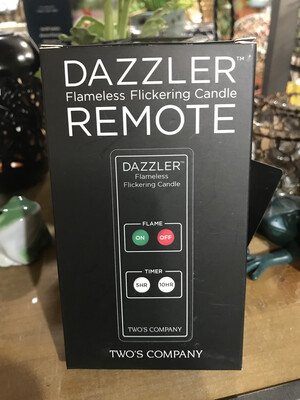 flameless candle remote