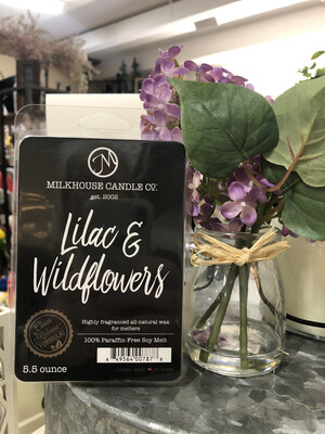 Lilac & Wildflowers Melts