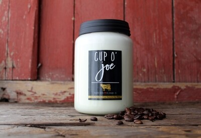 Cup O' Joe 26oz Apothecary Jar