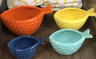 Fish Bowls Set/4